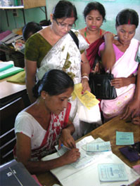 Assam bank is changing lives, making entrepreneurs of illiterate women