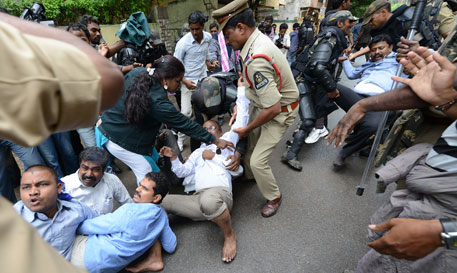 The big challenges for Telangana