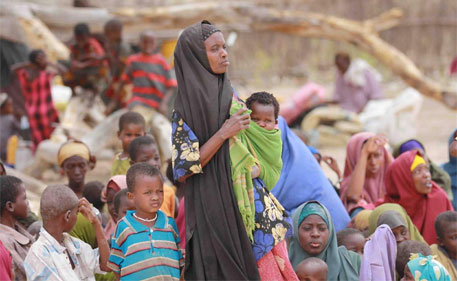 Somalia on verge of being hit by famine