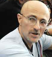 Surgeon Sergio Canavero