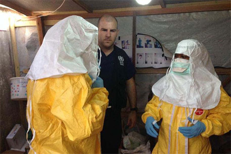 More than 20,000 Ebola cases likely by November, forecasts WHO