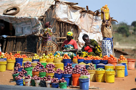 Food insecurity continues to be major threat for Africa and Asia
