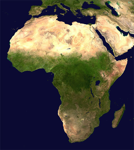 Three African regions at high risk from climate change
