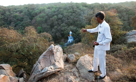 Haryana ignores Centre's direction to protect Aravalli forests in Faridabad