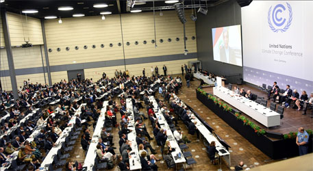 Developing countries say act now for ambitious climate deal