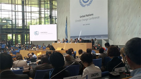 Countries complain about slow pace of progress at Bonn