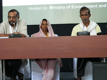 Tribals nail government lie on protecting indigenous people at biodiversity meet