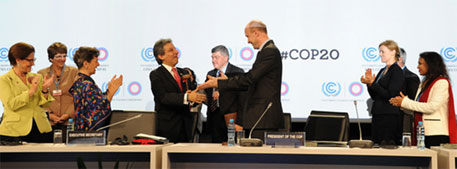 Peru summit: dignitaries call for equitable climate treaty