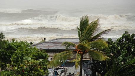 Andhra Pradesh struck by over 60 cyclones in four decades