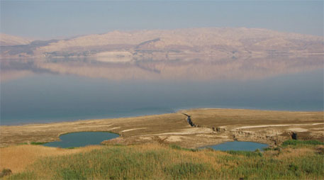 Climate change to be blamed for alarming decrease in groundwater around Dead Sea