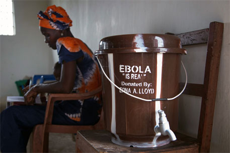 Nearly half of Liberia's workforce not working since start of Ebola: World Bank