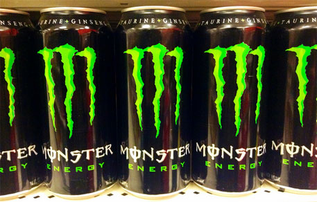India's food safety authority halts sale of Monster Energy drinks