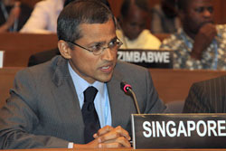 AmbassadorBurhan Gafoor
