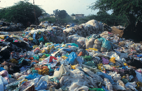 garbage collection in india