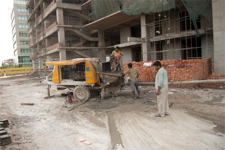 Gurgaon expansion halted