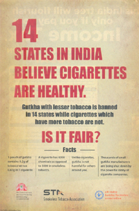 Health ministry fumes over ads terming gutkha ban unfair