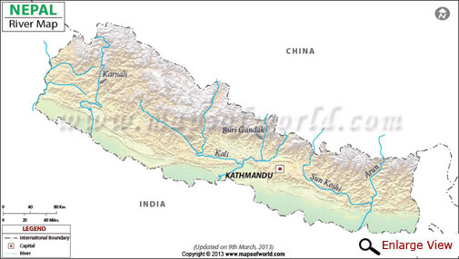 Heavy rains in Nepal may threaten Bihar again