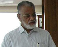 K Radhakrishnan, chairperson of ISRO