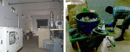Unmanaged waste in Tripura
