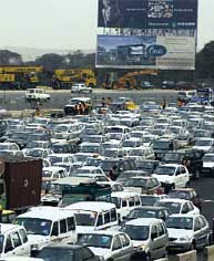 Court moots congestion tax for Delhi