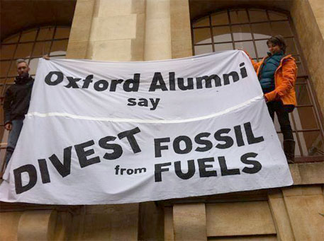 Oxford University defers decision on divesting stake in fossil fuels