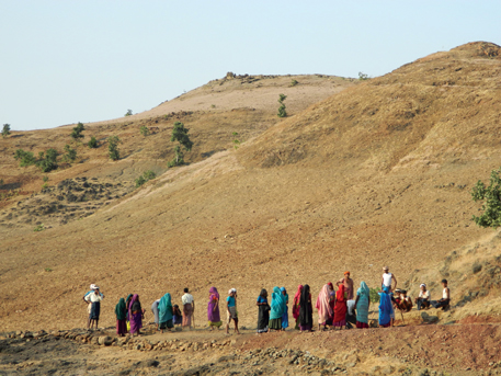 Another poll sop: MGNREGS wage to be hiked from April 1