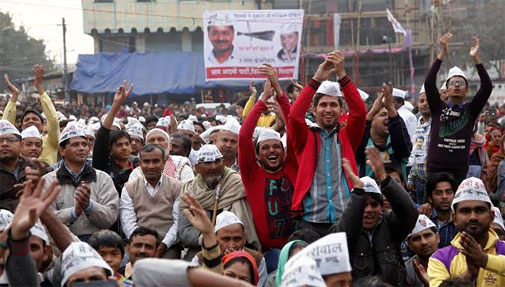 Delhi demands foresight