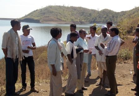 Village gets community rights over forest submerged by dam