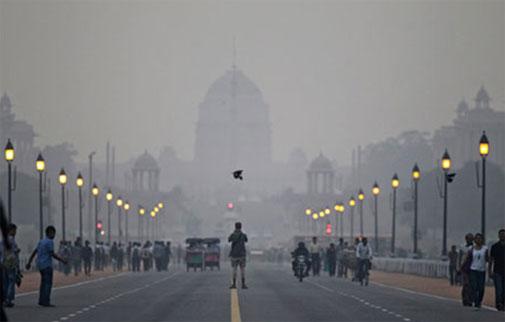 Will Delhi air poison Obama on Republic Day?