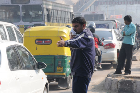 Delhi budget aims to address air pollution with transport reforms