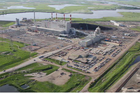 World's first carbon capture coal plant opens in Canada