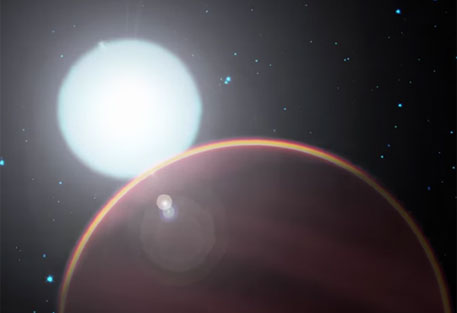 NASA's Hubble detects 'sunscreen' layer on remote planet