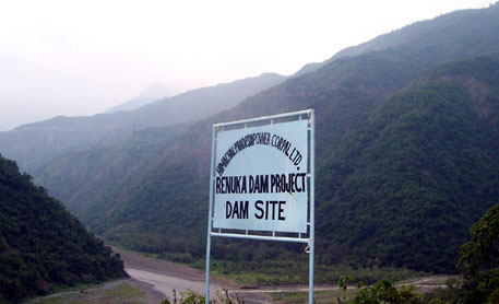 Green Tribunal clears way for Renuka dam, partially