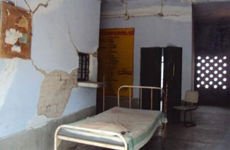 No infrastructure for universal health coverage in India, says report