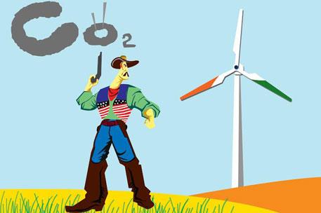 Obama-Modi and climate change