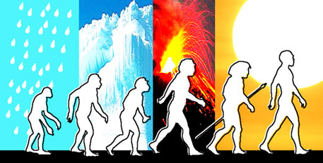 Evolution in times of climate change