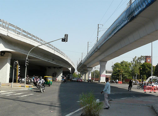 The curious case of Delhi's proposed tunnels—if you cannot solve something, make it more complex