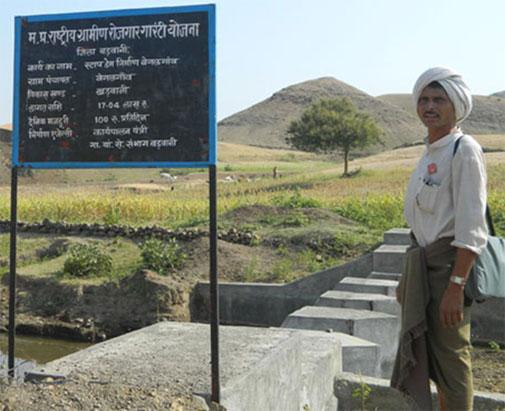 Modi's burden of civilising rural India