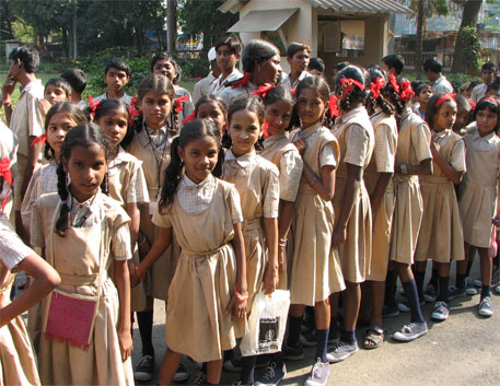 No toilets for girls in one-fifth of India's schools, enrolment on decline