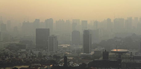 International panel submits report on transboundary haze in Singapore