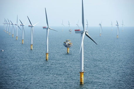 Gujarat to host India's first offshore wind power project