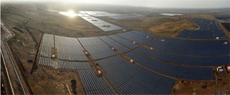 Scheme for large-scale solar projects gets presidential sanction