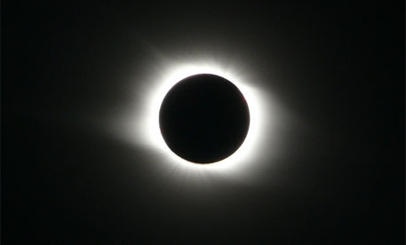 A solar eclipse like this will not happen in 19 years