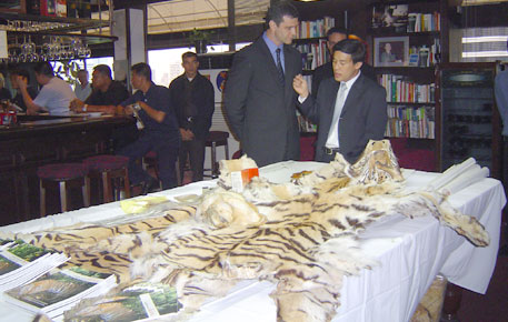 Vietnam proposes legalising use of tiger parts in traditional medicines
