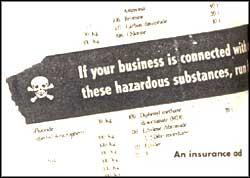 Insurance default