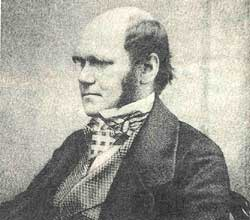 Charls Darwin, photographed in (Credit: The University of Chikago Pres)