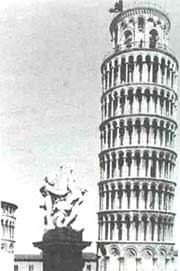 Correcting the Leaning Tower's tilt