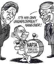 The NAFTA nightmare continues
