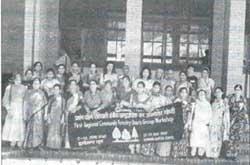 Women power: participants at t (Credit: Annapurna Photos)