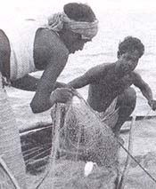 Bangla fisherfolk: losing acce (Credit: FAO)